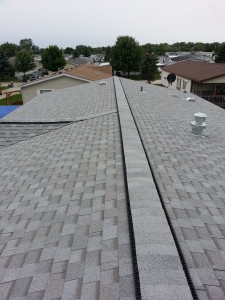 Washington Twp MI maufactured home shingled roof 1