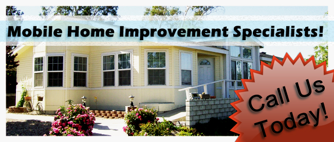 mobile home remodeling contractor mi