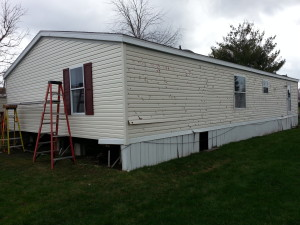 Wind & Hail Damage-maufactured home-Clarkston MI 1