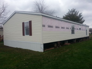 Wind & Hail Damage-maufactured home-Clarkston MI 2